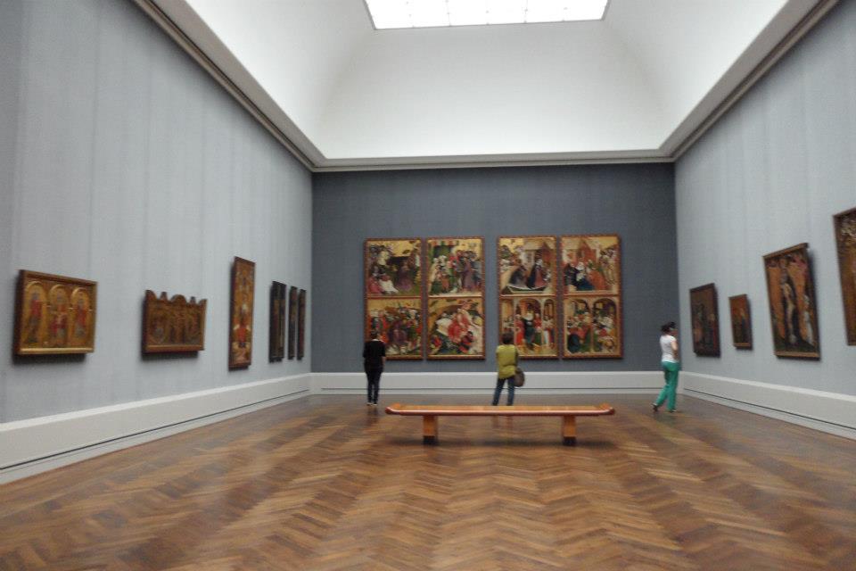Berlim, Gemäldegalerie, julho 2012.