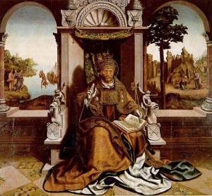 São Pedro Vasco Fernandes (Grão Vasco) 1535-1542 Prov. Sé de Viseu Viseu, Museu Grão Vasco