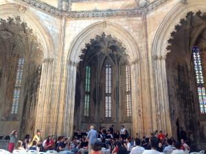 Mosteiro da Batalha, 2014