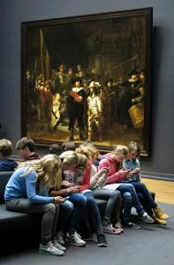 Rijksmuseum, Amsterdam  Foto: Gijsbert van der Wal, 27 november 2014