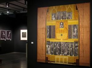 """Exposição """"Almada Negreiros: o que nunca ninguém soube que houve"""" Foto: Fundação EDP; contemporânea.pt"""