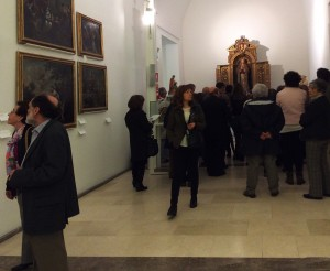 Museu Diocesano de Santarém Foto: MIR, 2015.