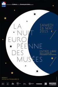 Nuit européenne des musées 2015  Fonte: MCC © Atelier C&J