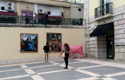 ComingOut MNAA Lisboa, Largo de S. Carlos Foto: MIR, 2015