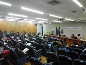 Congresso de Humanidades Digitais em Portugal, UNL, 2015 Foto: Daniel Alves, 2015