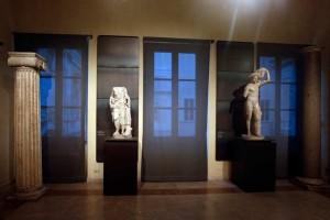 Museus Capitolinos Foto: AP Photo/Gregorio Borgia, s.d.