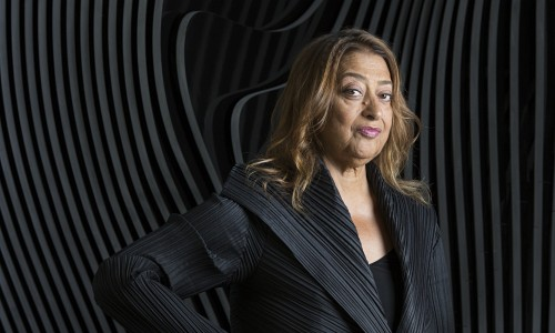 Zaha Hadid (1950-2016) Foto: David Levene / The Guardian