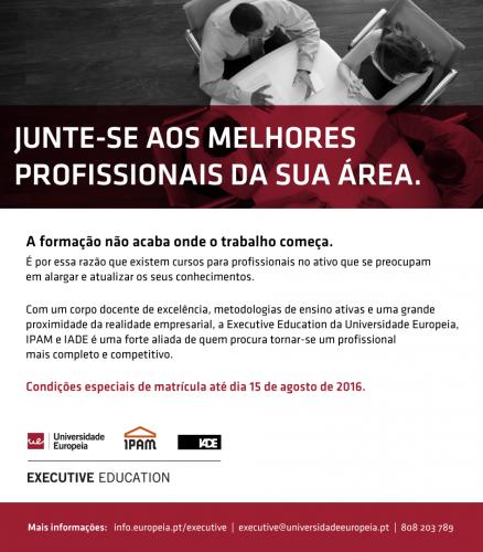 Executive_Education_Universidade Europeia_IPAM_IADE
