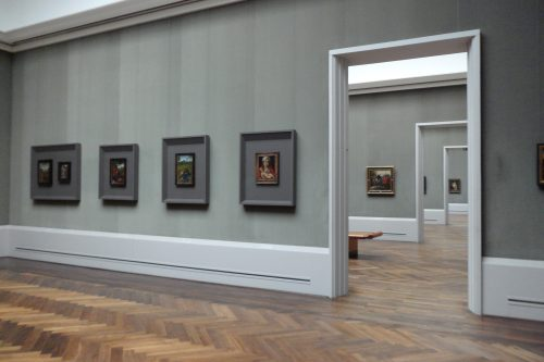 Gemäldegalerie de Berlim Foto: MIR, 2012