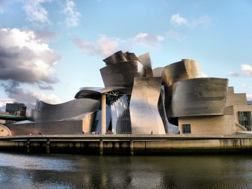 Museu Guggenheim, Bilbao Foto: Rare Delights Magazine