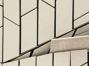 MAAT: detalhe da fachada Foto: MIR, 2016