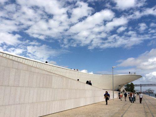 MAAT, Museu de Arte, Arquitetura e Tecnologia Lisboa Foto: MIR, 2016